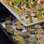 firma cateringowa warszawa - kanapki i mini tortille