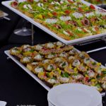 firma cateringowa warszawa - kanapki i tarty na słono