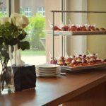 firma cateringowa warszawa - patera z deserami