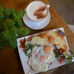 Jedz dobre śniadanie na zdrowie
