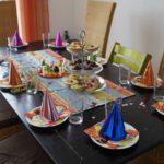 Jakie dania są serwowane w ramach cateringu na urodziny dziecka?