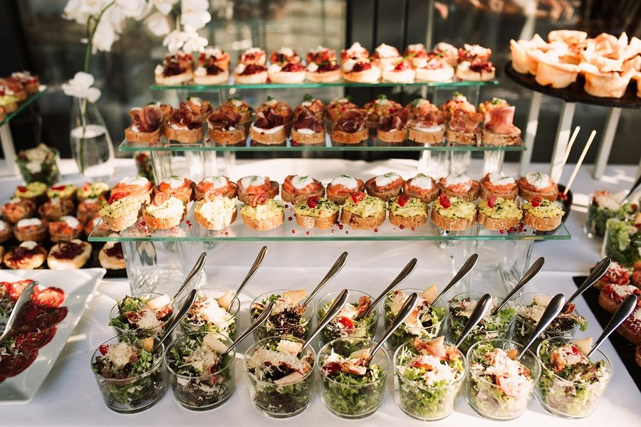 catering na bankiety